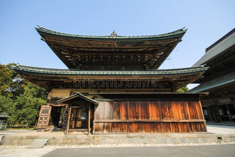 Kenchojitempel, Kamakura, Japan royalty-vrije stock afbeeldingen