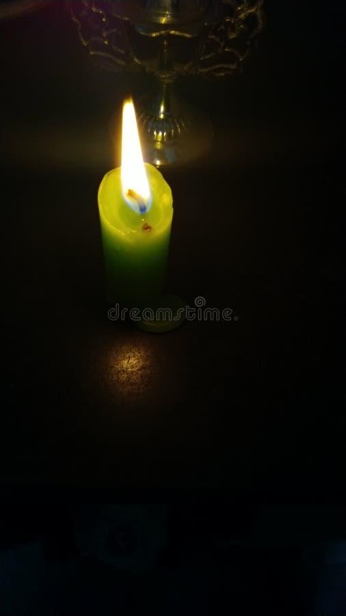 Kendal dans la nuit photo libre de droits