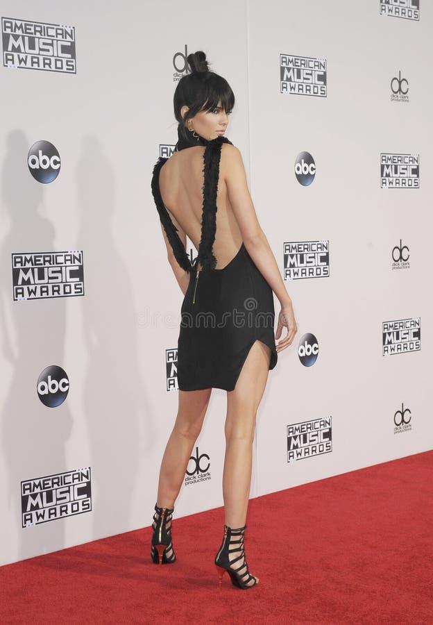 Kendall Jenner image stock