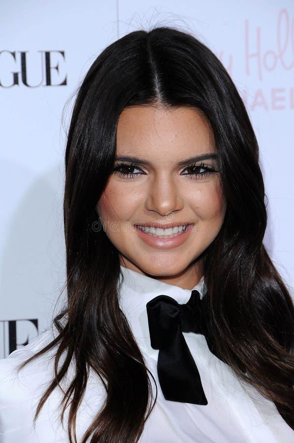 Kendall Jenner images libres de droits
