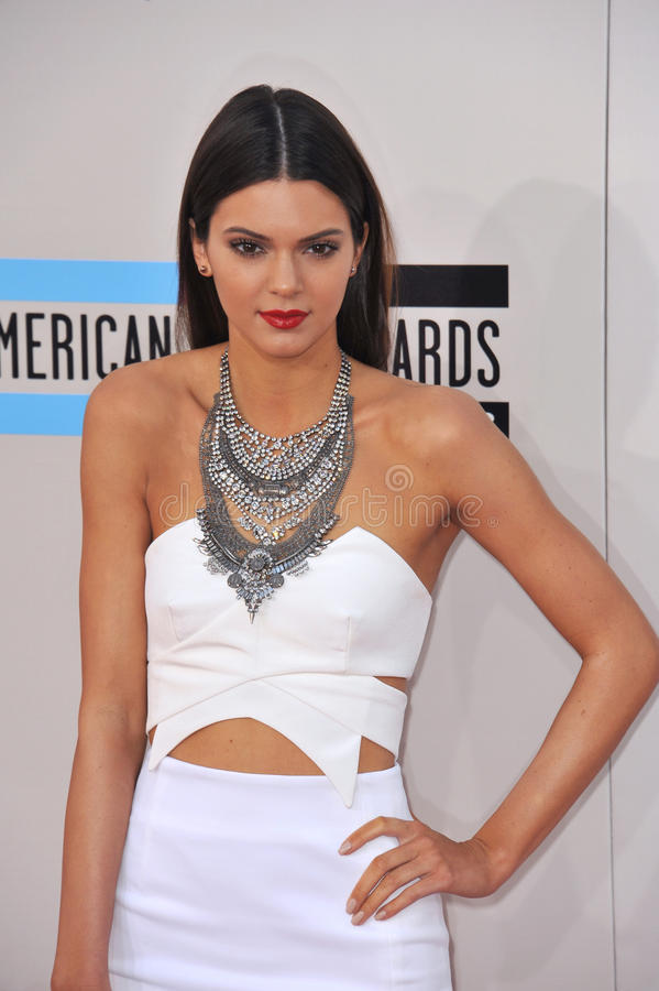 Kendall Jenner images stock