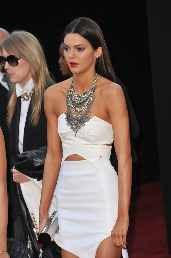 Kendall Jenner fotos de stock