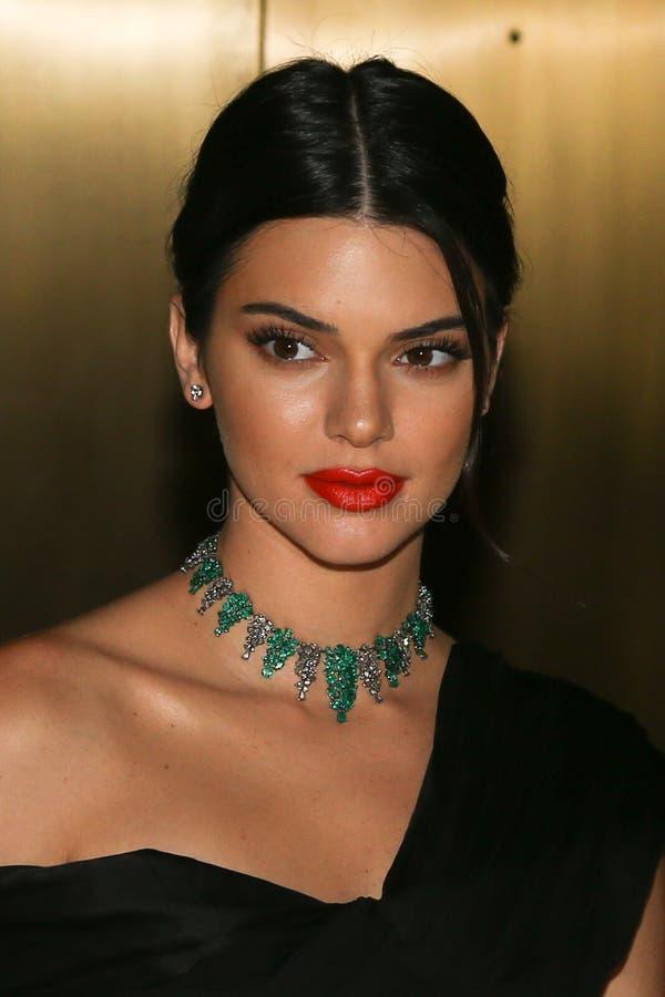 Kendall Jenner stockfotos