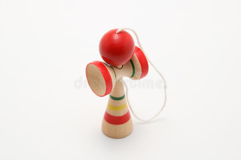 Kendama traditional Japanese toy. stock photos