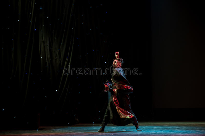 Download Kendo Chinese Classical Dance Editorial Stock Photo