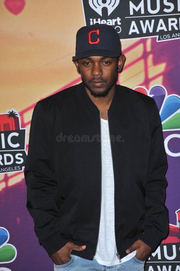 Kendrick Lamar arkivbilder
