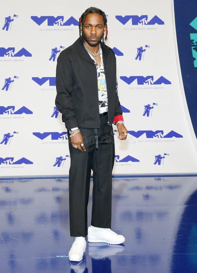 Kendrick Lamar imagem de stock