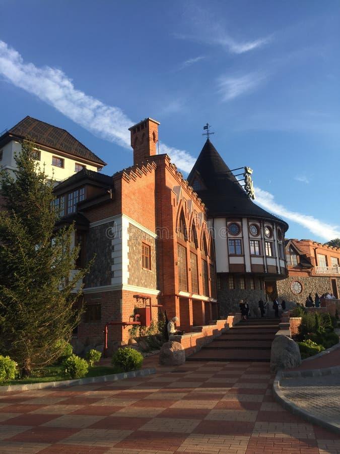 Kenigsberg królewiątek siedziba w centrum zdjęcia royalty free