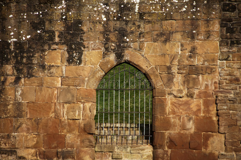 Kenilworth castle royalty free stock photography