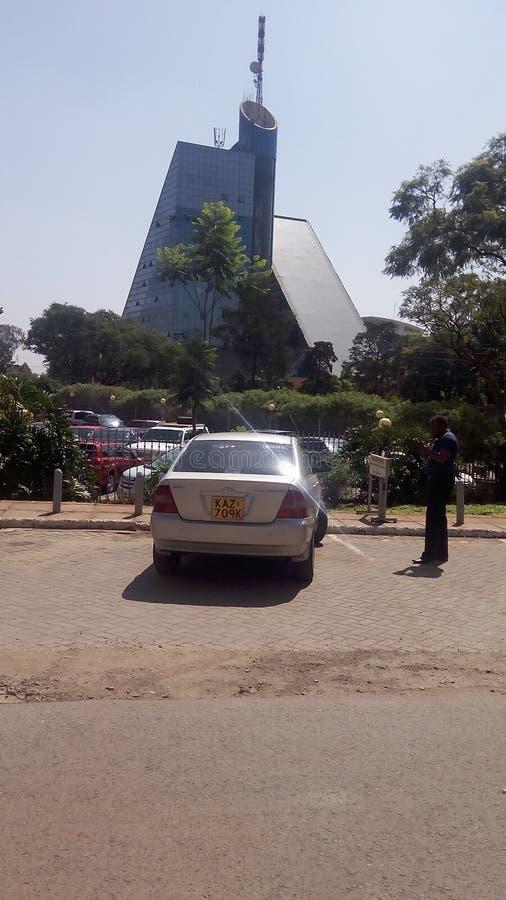 Kenja Nairobi fotografia royalty free
