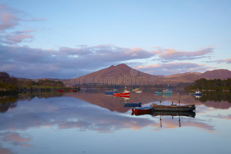 Kenmare Bay stock images