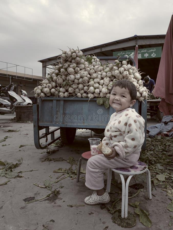 Kenmerkende Cultuur en Architectuur op de Minderheidsgebieden van China royalty-vrije stock foto