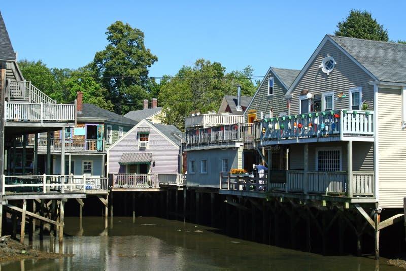 Kennebunkport, Maine, de V.S. stock foto's