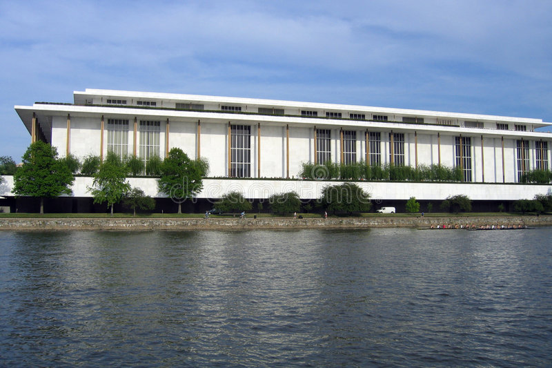 Download Kennedy Center stock photo. Image of washington, building - 946648