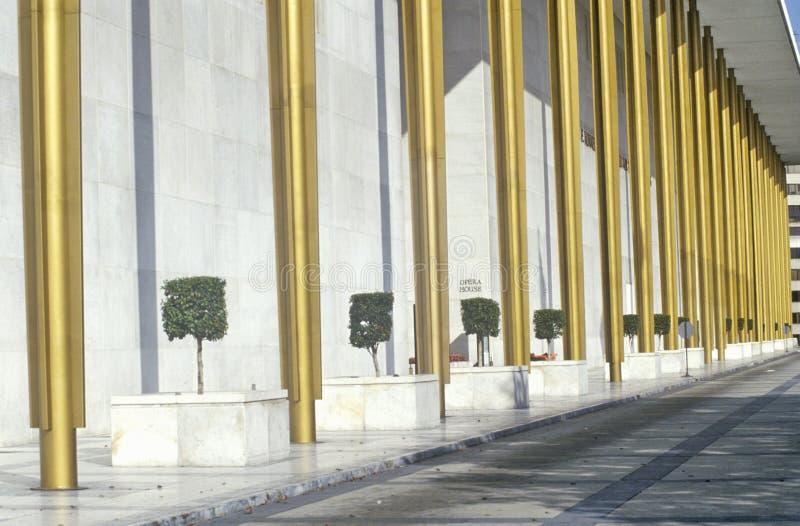 Kennedy Center para las artes interpretativas, Washington, DC fotografía de archivo