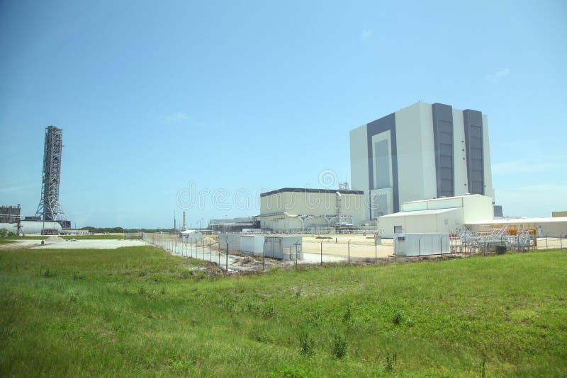 Kennedy Space Center Cape Canaveral, Florida, USA stockfotos