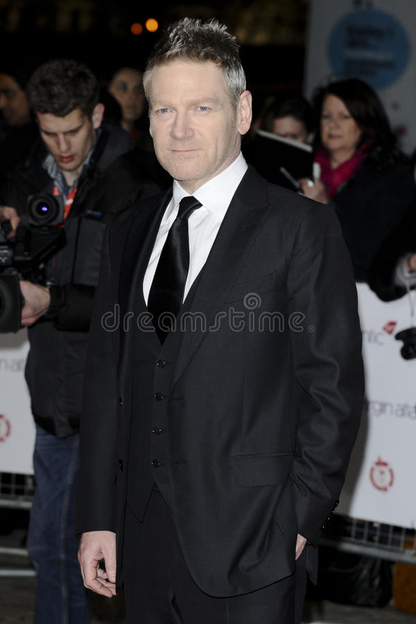 Kenneth Branagh stock images