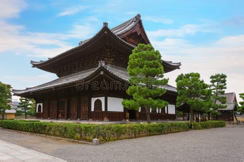 Kennin-ji Temple in Kyoto stock photo