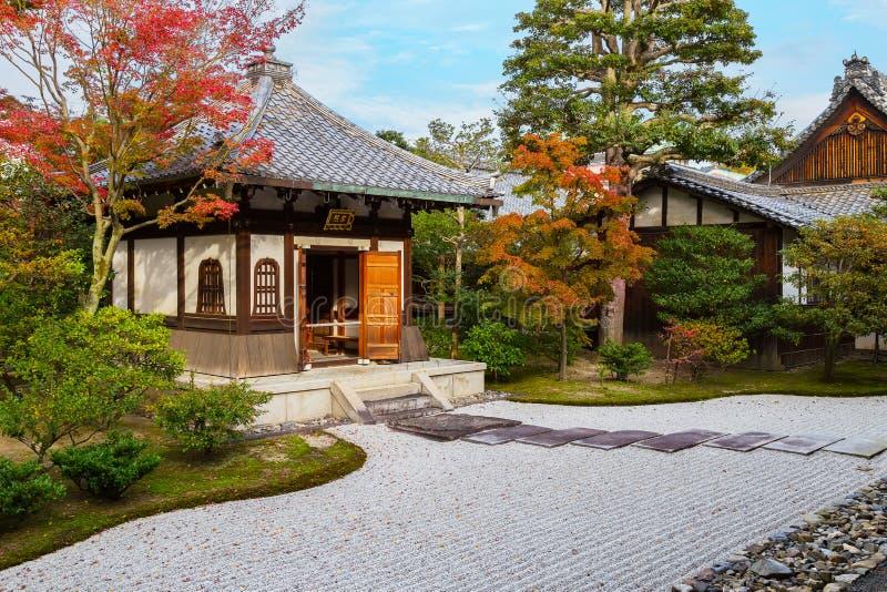 Kennin-ji Temple in Kyoto, Japan stock photography