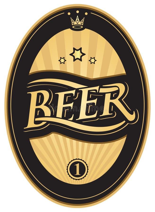 Kennsätze für das Bier stock abbildung