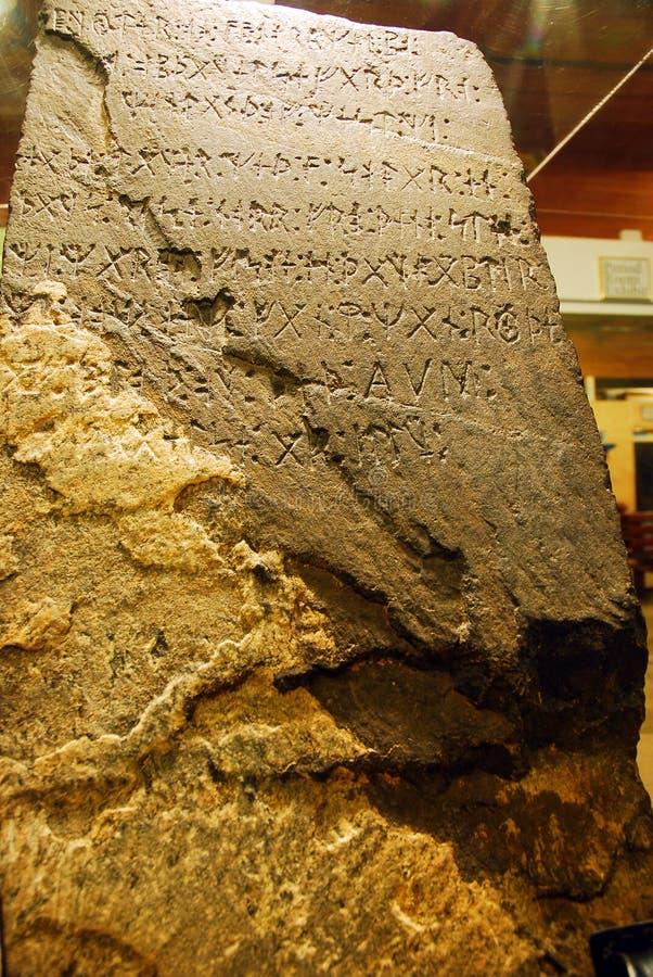 Kennsington Rune photo stock