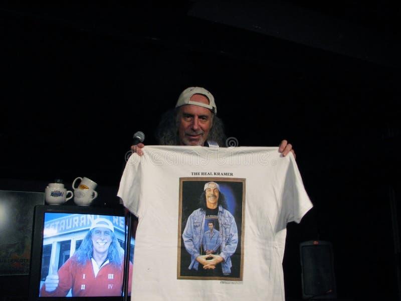 Kenny Kramer image libre de droits