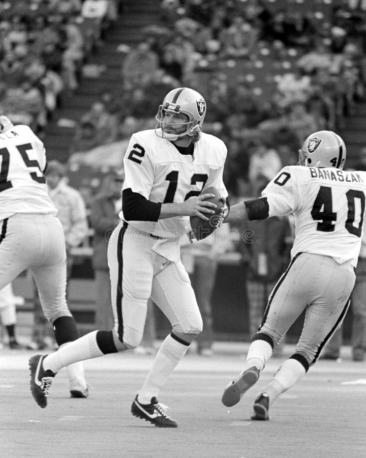Kenny Stabler stock photography
