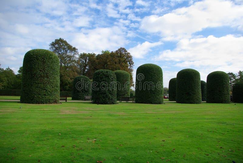 Kensington gardens stock images