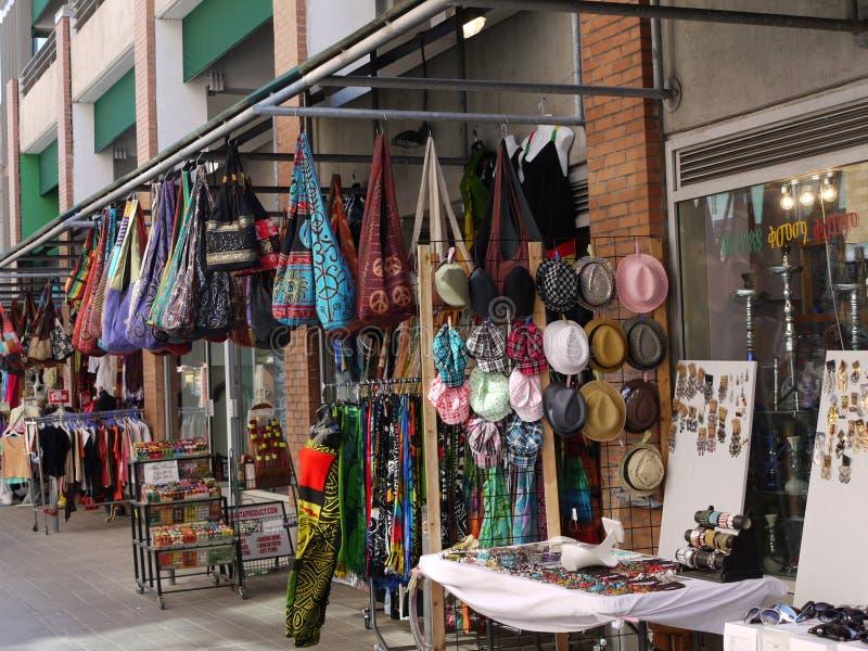 Kensington Market, Toronto stock photography