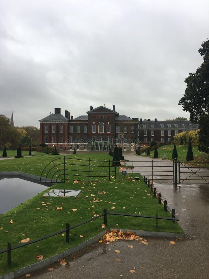 Kensington Palace stock images