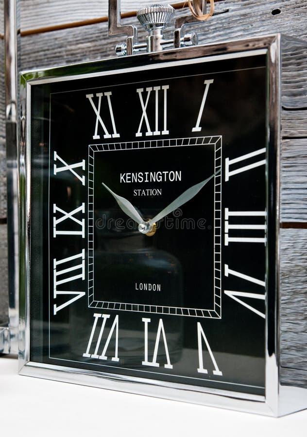 Kensington staci zegar zdjęcia royalty free
