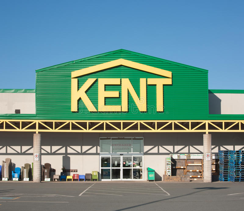 Kent Building Supplies Outlet. royalty free stock photos