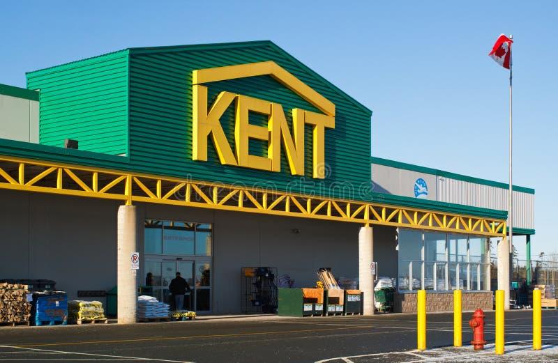 Kent Building Supplies Store stock photos