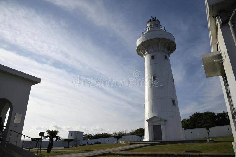 Kenting Eluanbi Lighthouse stock photos