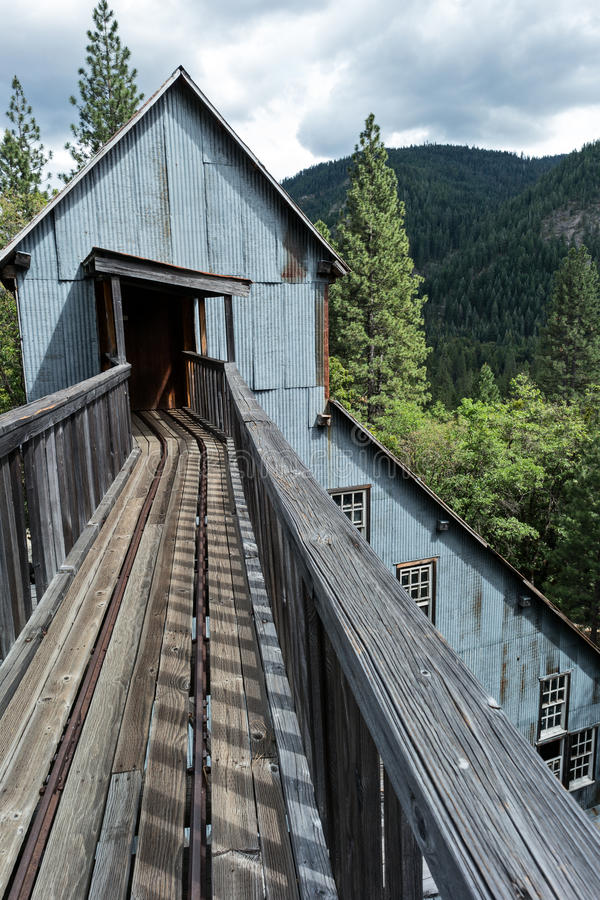 Kentucky-Bergwerk stockfotos