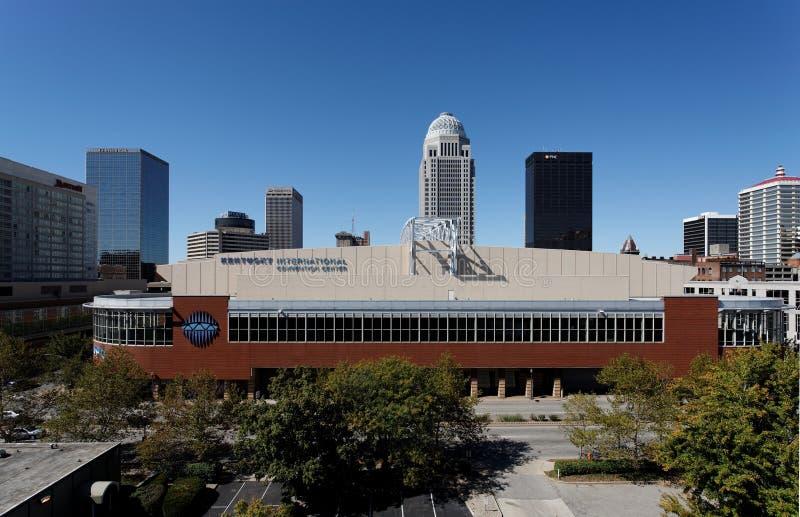 Kentucky-internationales Konferenzzentrum lizenzfreies stockfoto