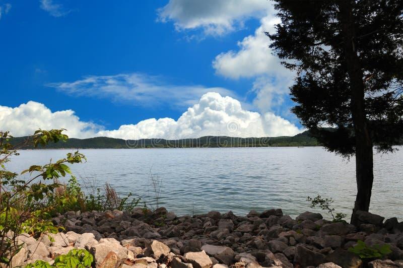 Kentucky jeziora jaskini, usa fotografia royalty free