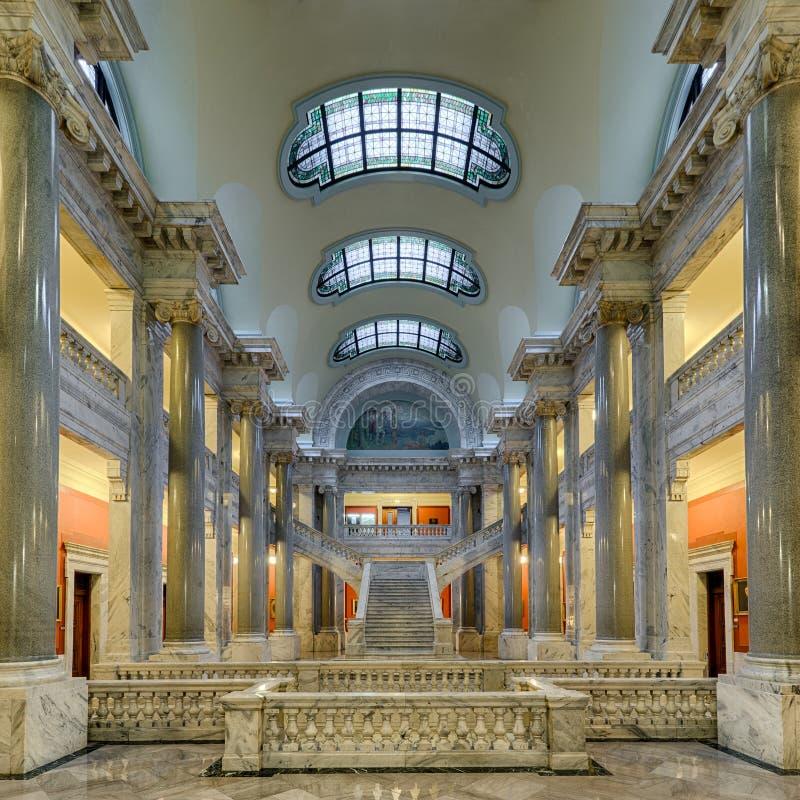 Kentucky statKapitolium arkivfoto