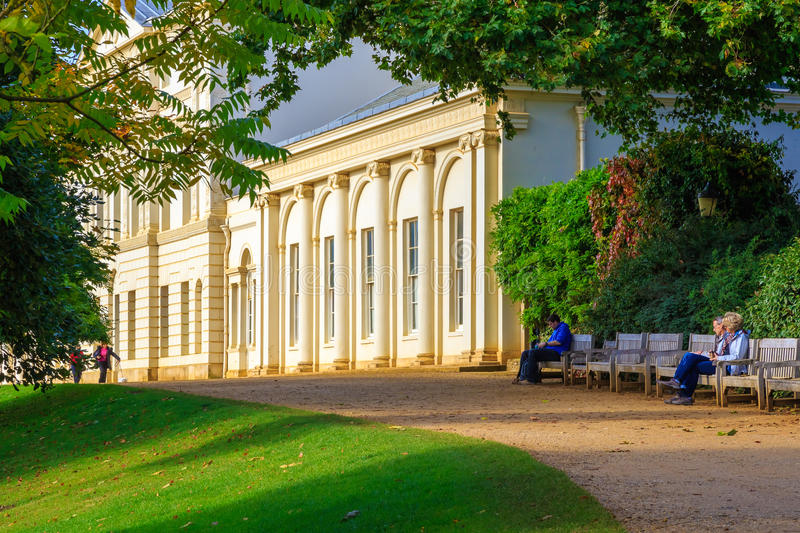 Kenwood House in Hampstead, London stock image