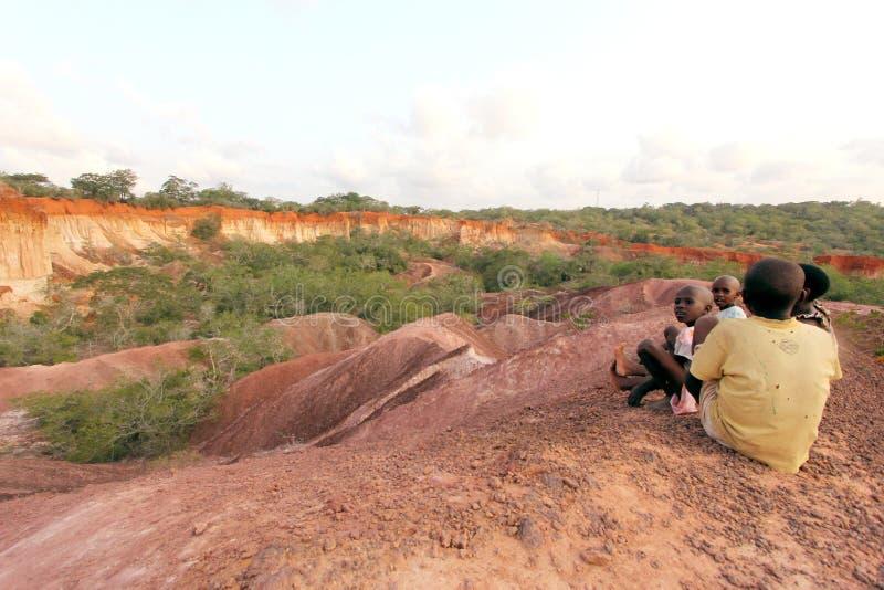 Kenya Marafa foto de stock