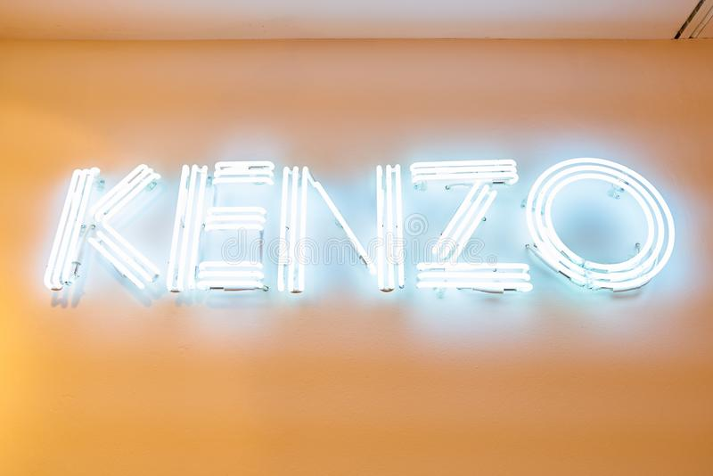 Kenzo στοκ εικόνες
