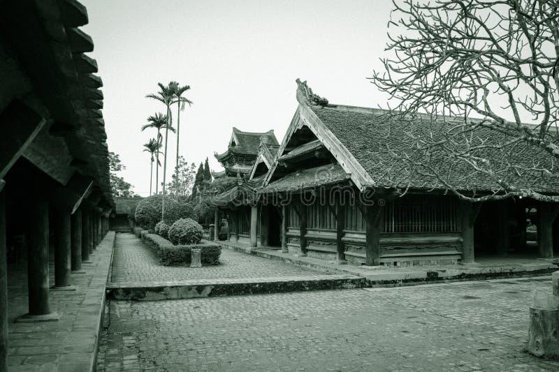 Keo寺庙 库存图片
