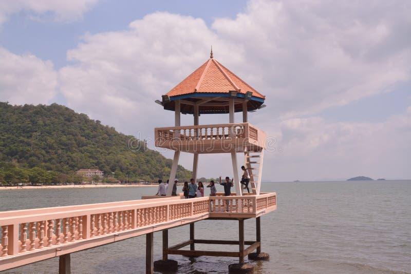 Kep - Cambodja arkivfoton