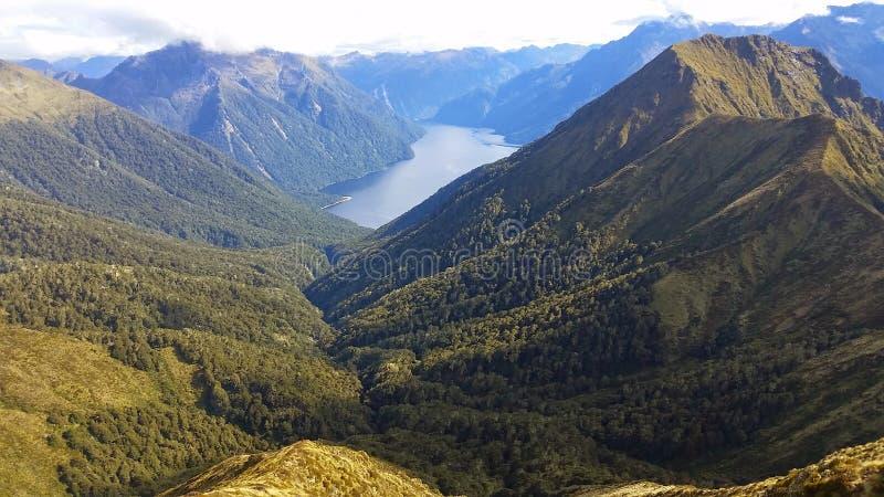 kepler νέα διαδρομή Ζηλανδία στοκ φωτογραφίες