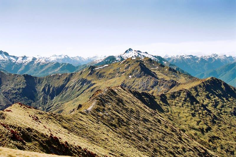 Download Kepler track, New Zealand stock image. Image of ledge - 13729939