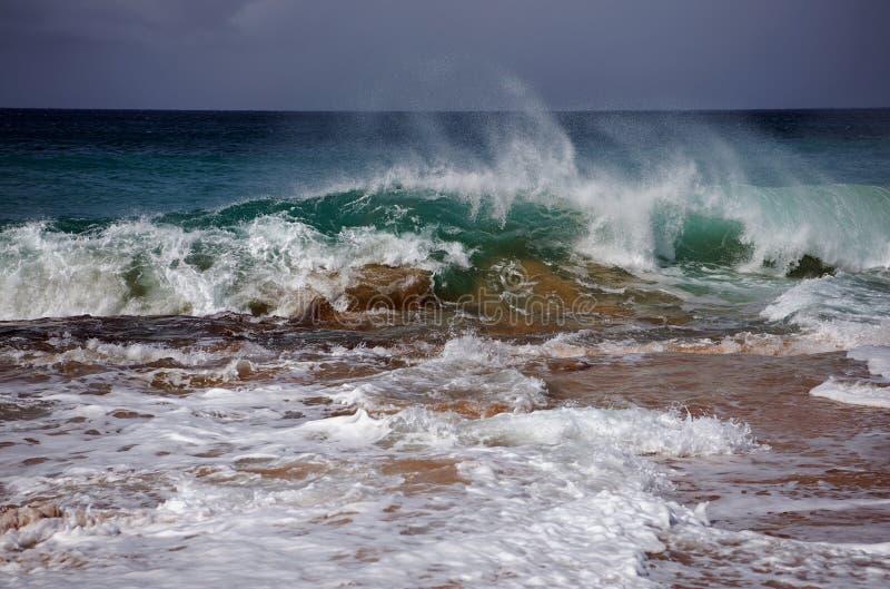 Download Kepuhi Beach On Molokai Island Stock Photo - Image: 83723989