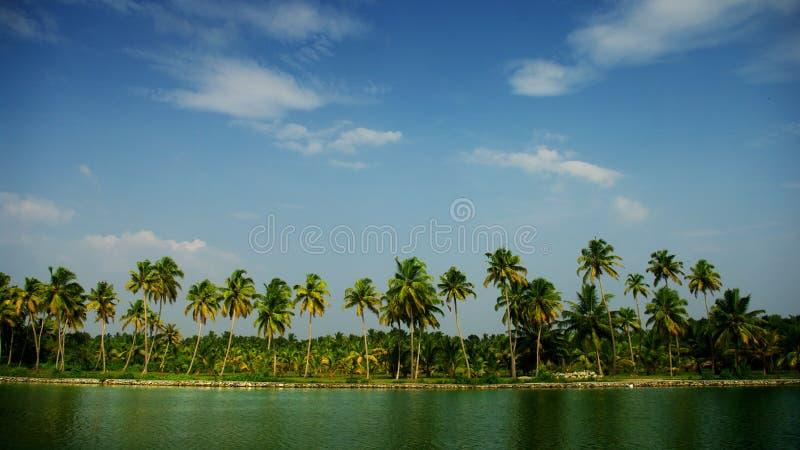 Kerala image libre de droits