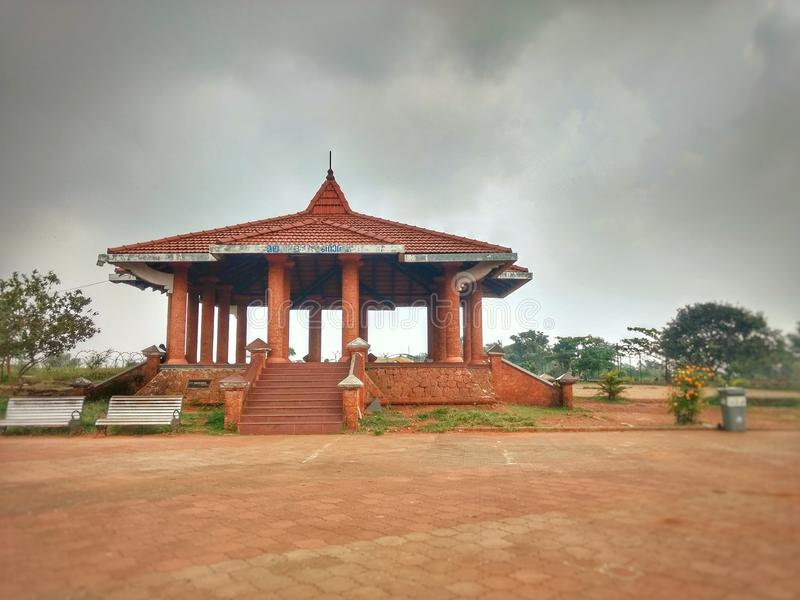 Kerala lizenzfreies stockfoto
