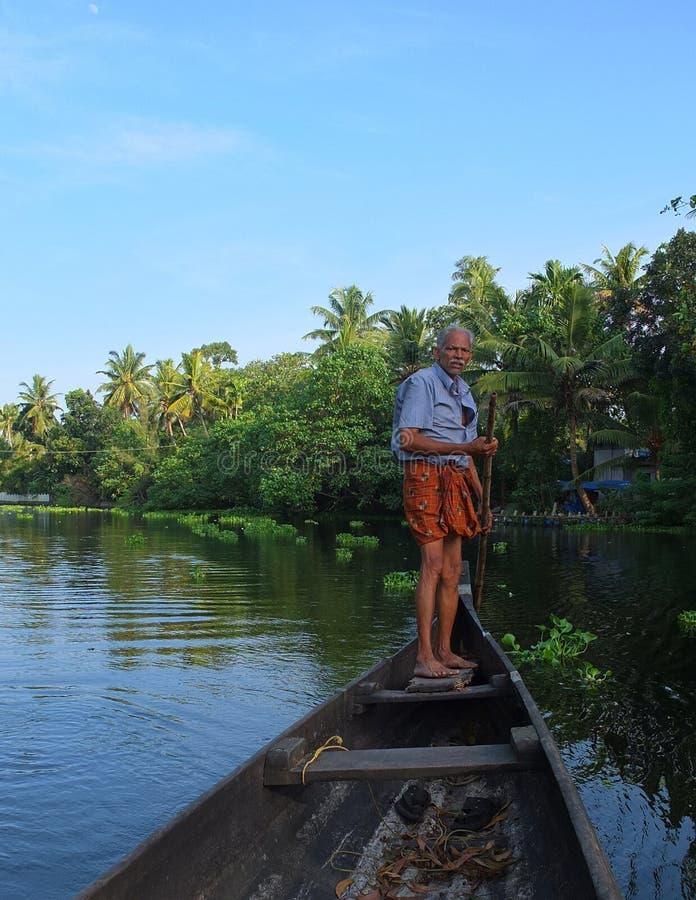 Download Kerala Backwaters, India editorial photography. Image of boat - 27889112