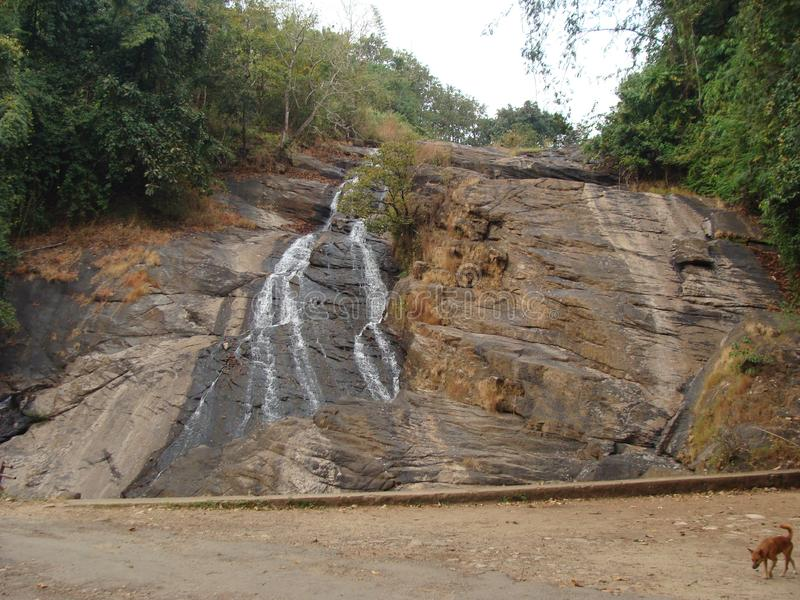 Kerala de Goden bezit land 5 royalty-vrije stock foto's
